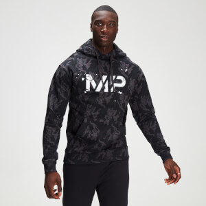 MP Men's Adapt Camo Hoodie - Black Camo