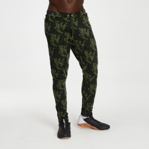 MP Herren Adapt Camo Jogginghose – Green Camo