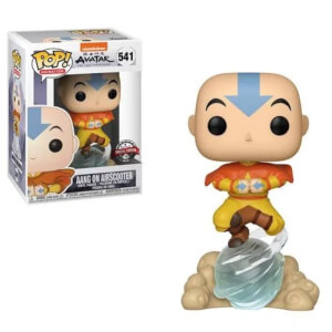 Avatar the Last Airbender Avatar Aang on Air Bubble EXC Funko Pop! Vinyl