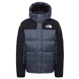 The North Face Men's Himalayan Down Parka - Vanadis Grey