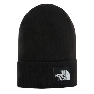 The North Face Dock Worker Recycled Beanie - TNF Black