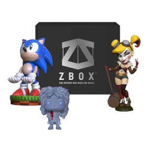 Zavvi Anniversary Mystery Box - Special Edition 2020 (10 Items +)