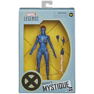 Hasbro Marvel Legends X-Men Mystique Action Figure