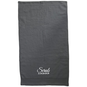 Scrub A-Dub-Dub Embroidered Towel