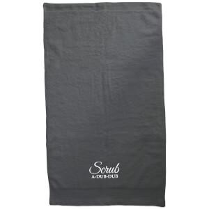 Scrub A-Dub-Dub Embroidered Towel