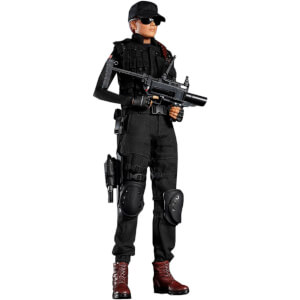 PureArts Tom Clancy's Rainbow Six Siege Action Figure Ash 30 cm