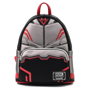 Loungefly Marvel Falcon Wing Cosplay Mini Backpack