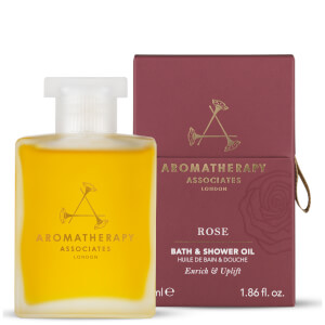 Aromatherapy Associates Exclusive Rose Bath and Shower Oil 55ml