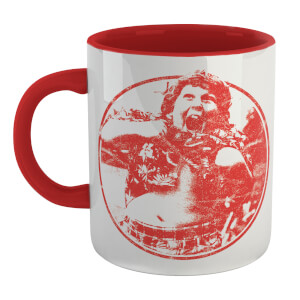Tasse The Goonies Chunk Retro - Blanc/Rouge