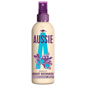 Aussie Miracle Moist Recharge Leave-in Conditioner Spray 250ml