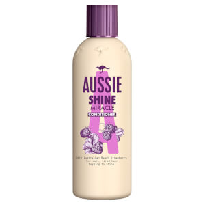 Aussie Miracle Shine Hair Conditioner 250ml