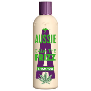Aussie Calm The Frizz Shampoo with Hemp Seed Extract 300ml
