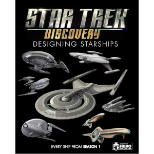 Penguin Star Trek Designing Starships Volume 4: Discovery Hardcover