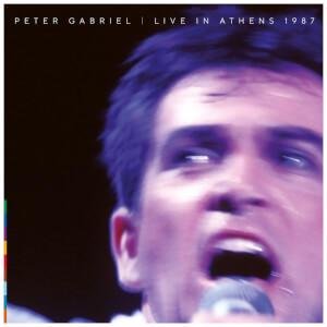 PeterGabriel- Live in Athens 1987 2LP
