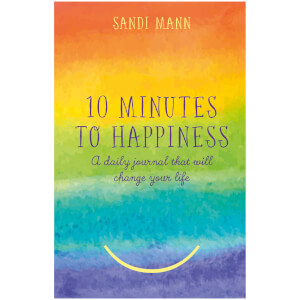 Ten Minutes to Happiness Book