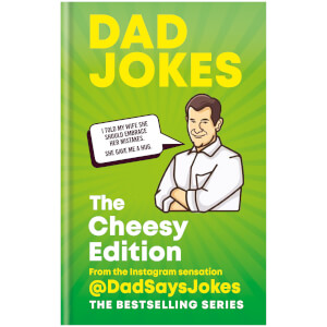 Dad Jokes: The Cheesy Edition Book