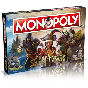 Sea Of Thieves X Monopoly Limited Edition - Rare Store Exclusive