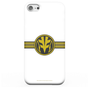 Power Rangers White Tigerzord Phone Case for iPhone and Android