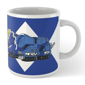 Power Rangers Triceratops Mug
