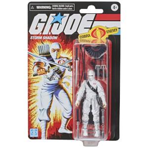 Hasbro GI Joe Retro Collection Storm Shadow Action Figure
