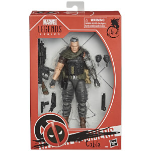 Hasbro Marvel Legends X-Men Cable Action Figure
