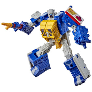 Hasbro Transformers Generation Selects Deluxe WFC-GS12 Greasepit Action Figure