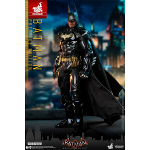 Hot Toys Video Game Masterpiece - 1/6 Scale Fully Poseable Figure: Batman Arkham Knight - Batman (Prestige Suits Version)