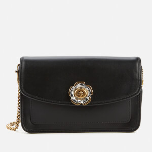 Coach Women's Parker Cross Body Bag - Black