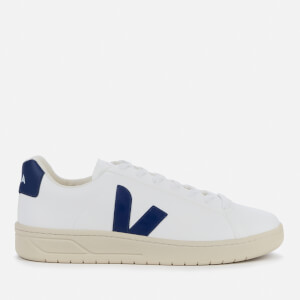 Veja Men's Urca Vegan Trainers - White/Cobalt