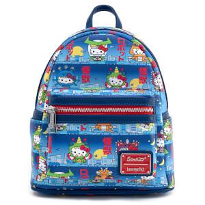 Loungefly SDCC Sanrio Hello Kitty kaiju Mini Backpack - VeryNeko Exclusive