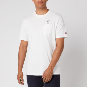 Levi's X Peanuts Men's Relaxed Fit Pocket T-Shirt - Backflip Snoopy