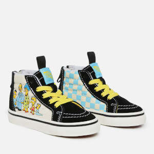Vans X The Simpsons Toddlers' Sk8 Hi-Top Trainers - 1987-2020