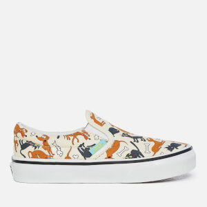 Vans X The Simpsons Kids' Classic Slip-On Trainers - Family Pets