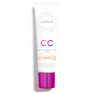 Lumene CC Color Correcting Cream - Light 30ml