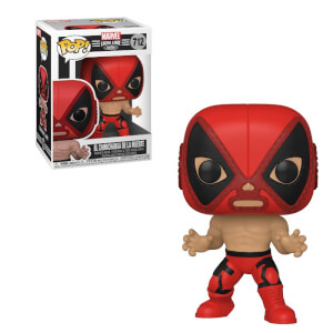 POP Marvel: Lucha Libre- Deadpool