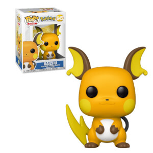 Pokemon Raichu Funko Pop Vinyl