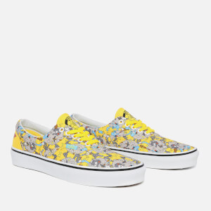 Vans X The Simpsons Era Trainers - Itchy & Scratchy
