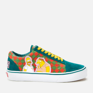 Vans X The Simpsons Old Skool Trainers - Moe