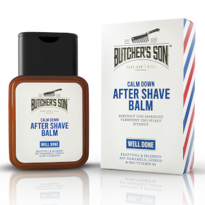 Butcher's Son Calm Down After Shave Balm