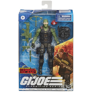 "Hasbro G.I. Joe Classified Series Special Missions: Cobra Island Wayne ""Beach Head"" Sneeden"