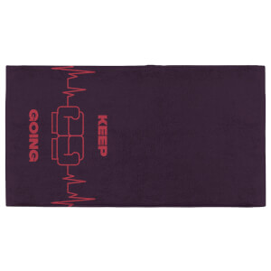 Keep Going With Your Boxing Fitness Towel