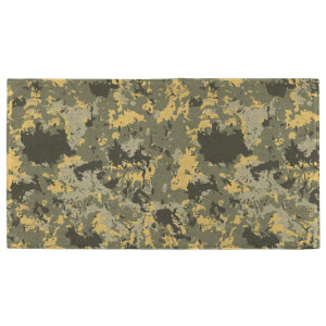 Forest Camo Fitness Towel