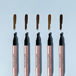 Makeup Revolution Fast Brow Pomade Pen (Various Shades)