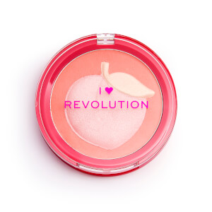 I Heart Revolution Fruity Blusher - Peach