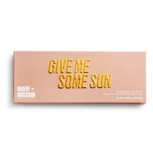 Makeup Obsession Give Me Some Sun Highlighter Palette