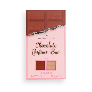 I Heart Revolution Chocolate Contour Palette - Light