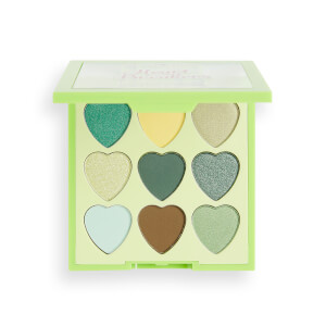 I Heart Revolution Heartbreakers Eye Shadow Palette - Lucky