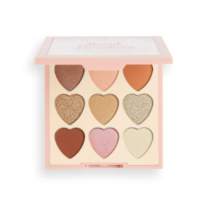 I Heart Revolution Heartbreakers Eye Shadow Palette - Majestic