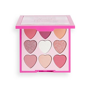 I Heart Revolution Heartbreakers Eye Shadow Palette - Sweetheart