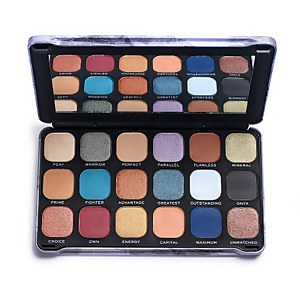 Makeup Revolution Forever Flawless Eye Shadow Palette - Optimum